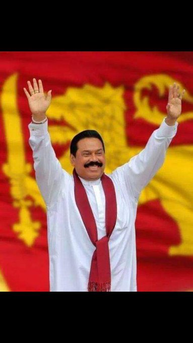 Happy Birthday Hon Mahinda Rajapaksa  May you be blessed by the Noble Triple Gem now and forever