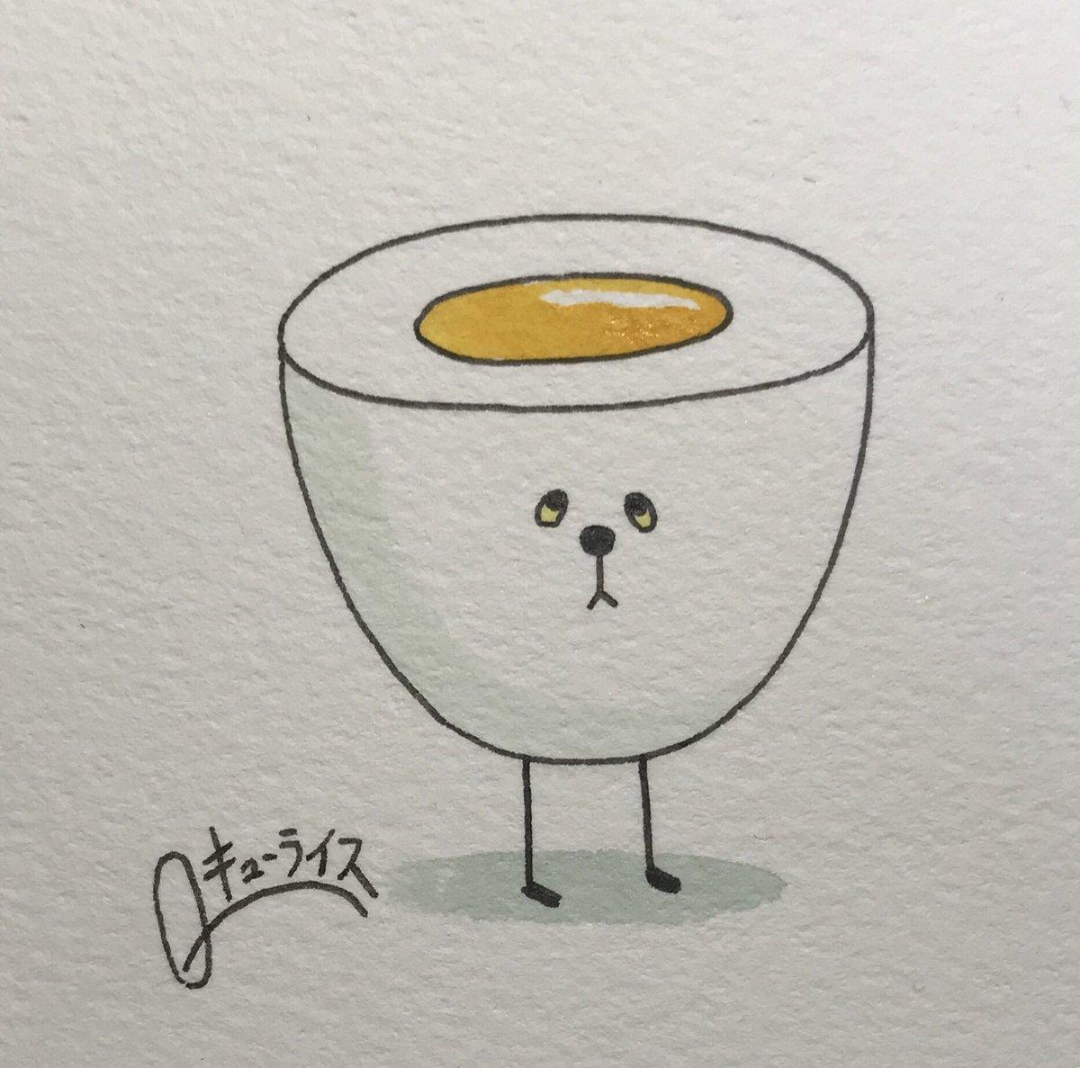 ゆで卵ちゃん。