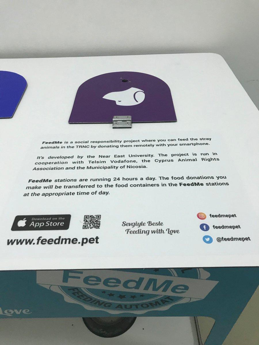 test Twitter Media - What is FeedMe?  FeedMe nedir?  #robotics#robotic#engineering #innovation #technology#robocup #artificialintelligence #machinelearning #yapayzeka #robotik #teknoloji https://t.co/CaAvDTVH1h