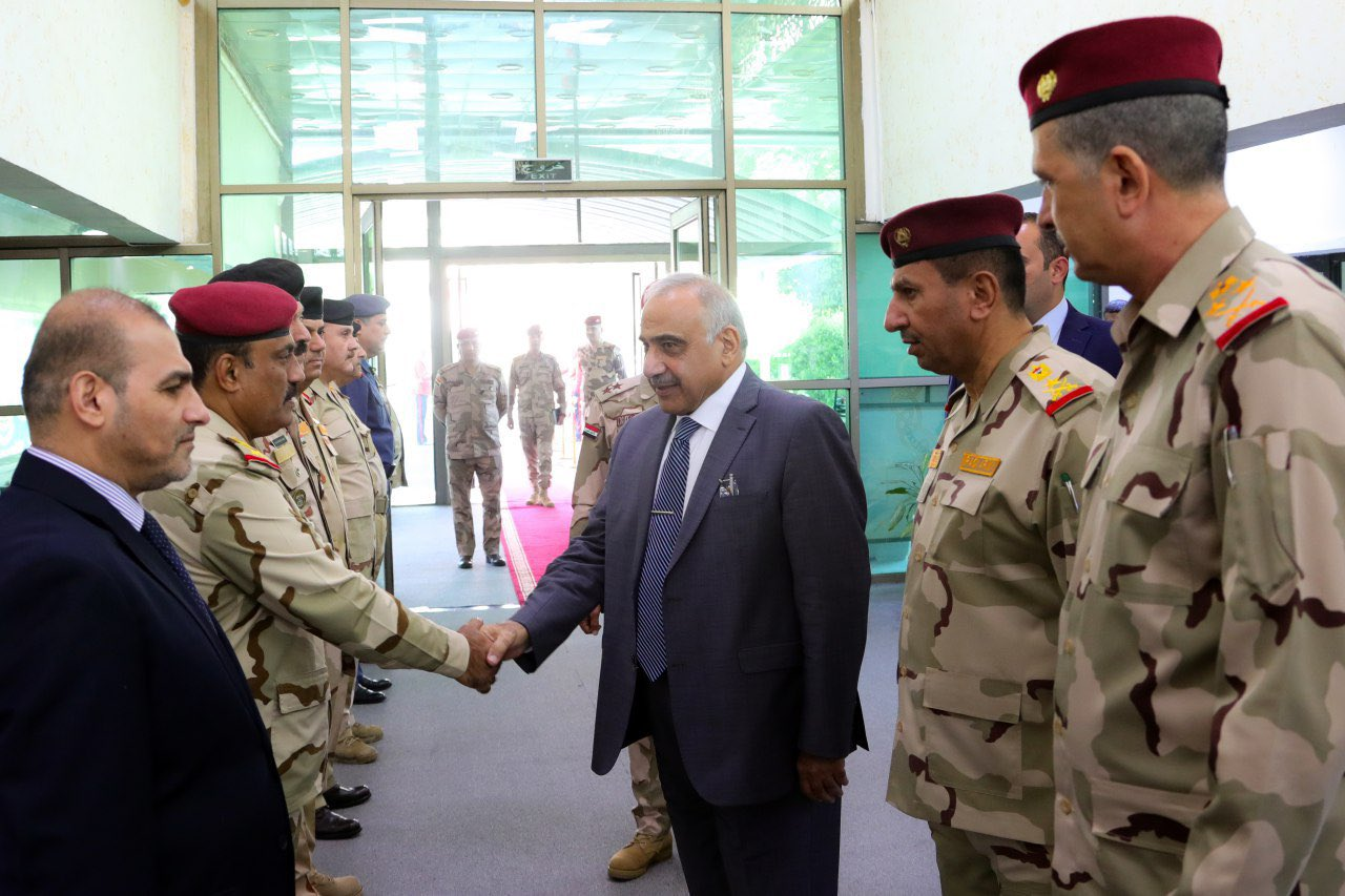 Iraqi Prime Minister: No choice but to support the armed forces EJq0Zm5WsAAM875?format=jpg&name=large