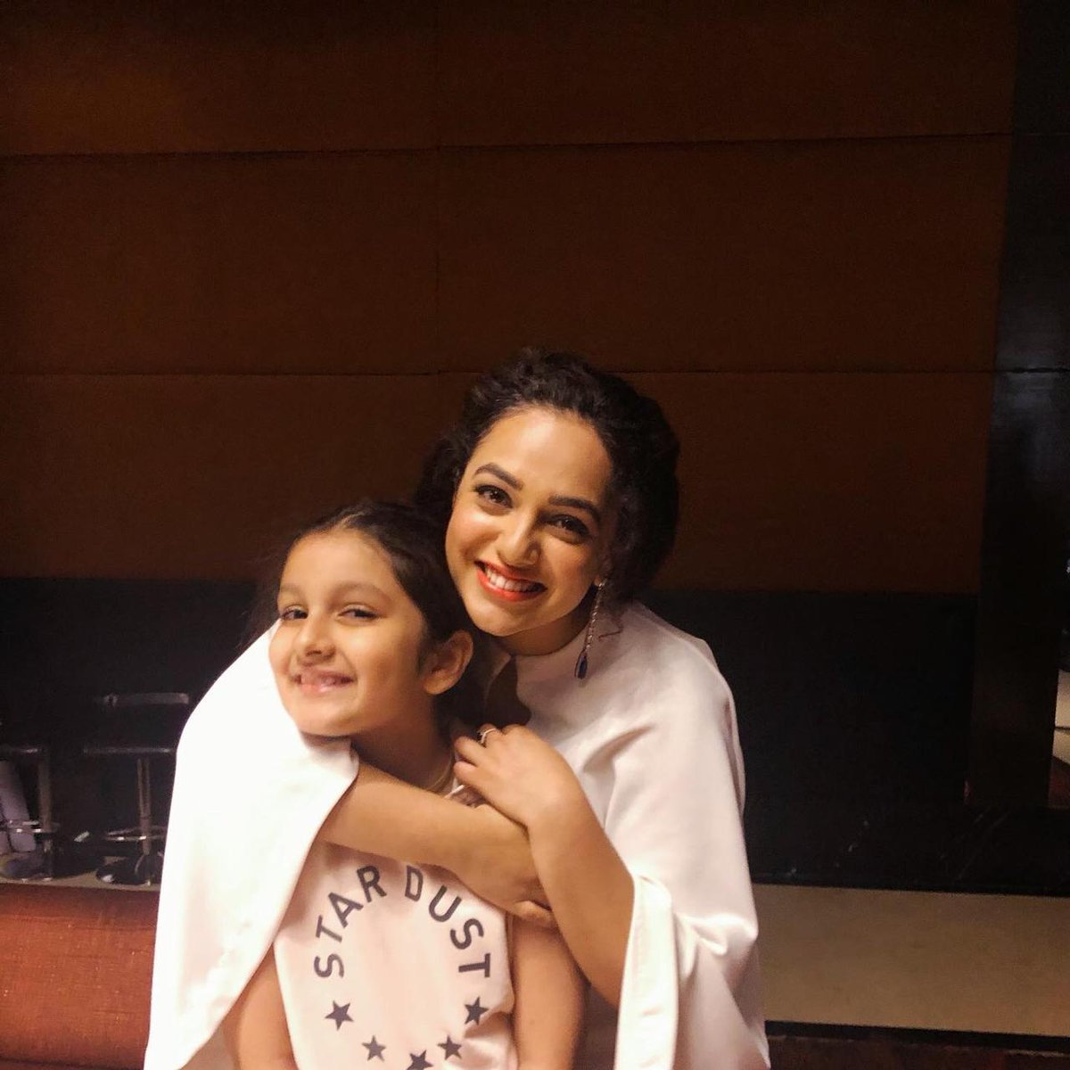 Can't get better...Elsa and baby Elsa 💕💕💕 @MenenNithya @DisneyIndia