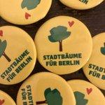 Image for the Tweet beginning: #meingrünesberlin Stadtbaumkampagne bleibt auf Erfolgskurs.