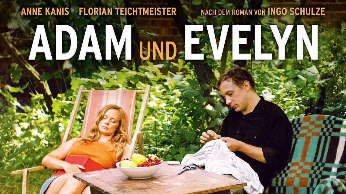 Zin in #DeutschesKino morgen avond? Kom dan naar @hetketelhuis en kijk naar 'Adam und Evelyn'. De film schetst een spannend beeld van de zomer van '89, vlak voor de #valvandemuur.  ► http://bit.ly/DeutschesKino_AdamUndEvelyn_Ketelhuis… @DIAmsterdampic.twitter.com/kGCaetmORy