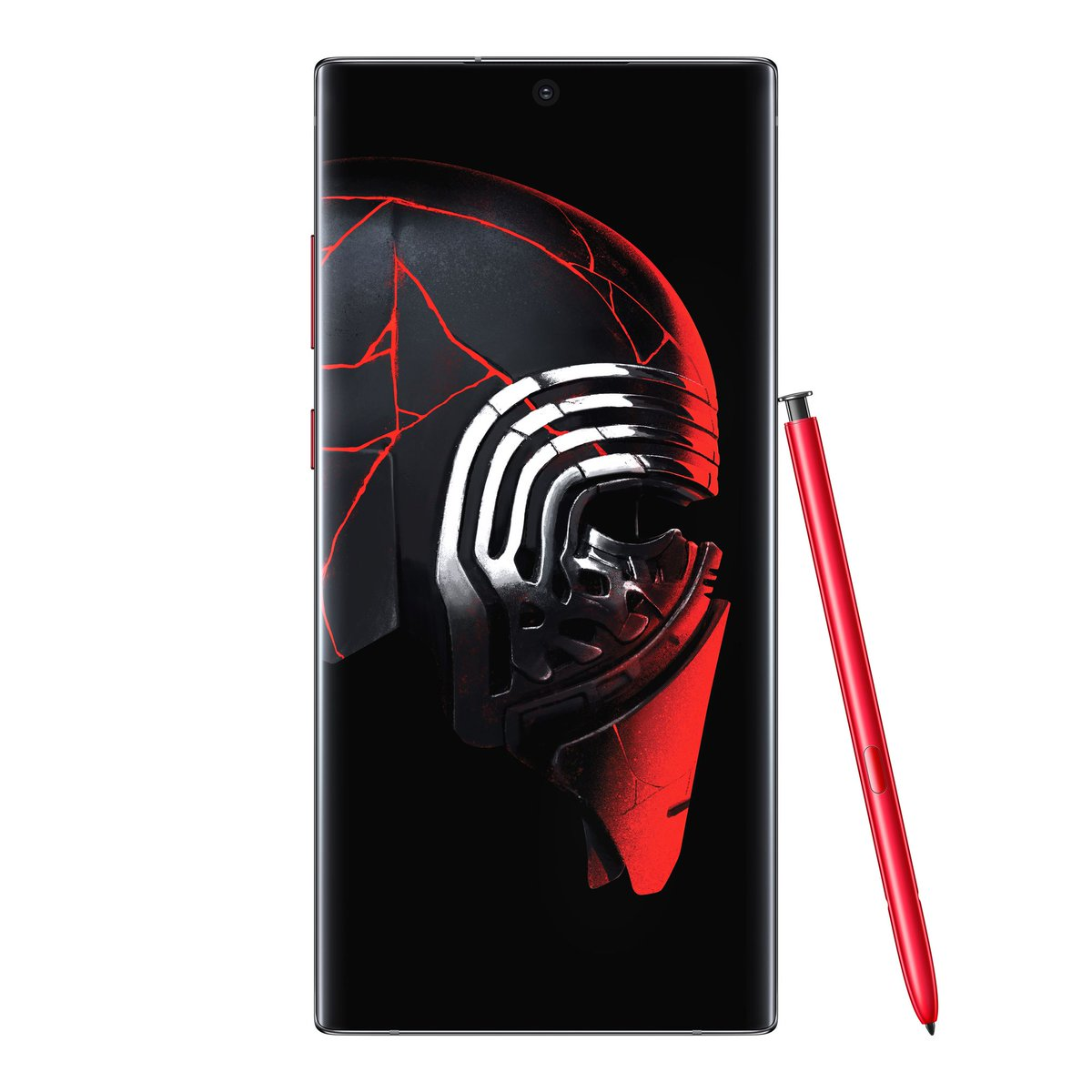 The Force is strong with Samsung's Star Wars-themed Galaxy Note 10 Plus