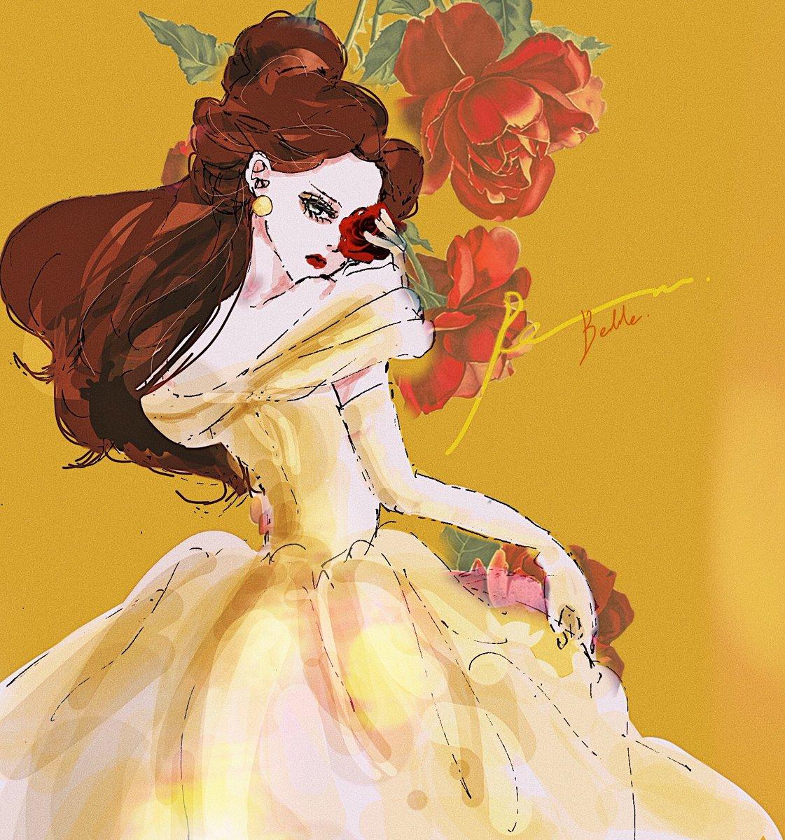 美女と野獣#ディズニープリンセス#ディズニー  #美女と野獣