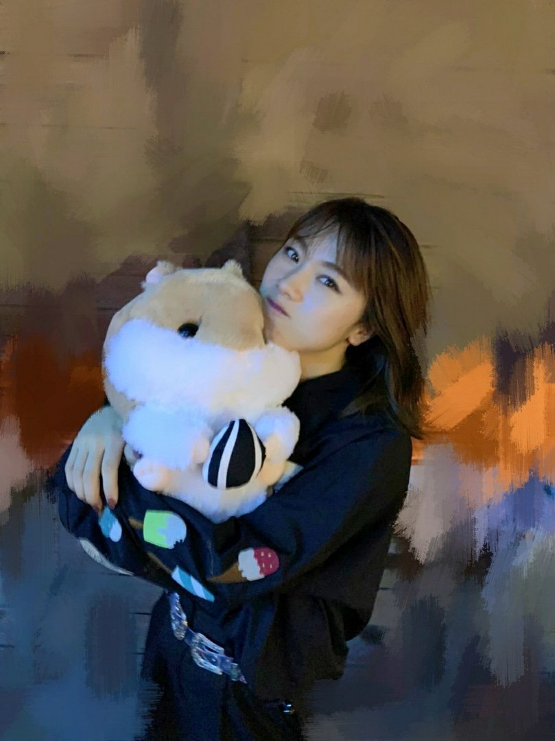 【10期11期 Blog】 抱き枕ちゃう!石田亜佑美: おばんですっ石田亜佑美です 昨日、 福岡で買ったポテトハウスのポテトチップス アゴだし味 美味しかった 罪だよこの美味しさは…  #morningmusume19