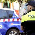 Image for the Tweet beginning: La Policía Local de #Móstoles