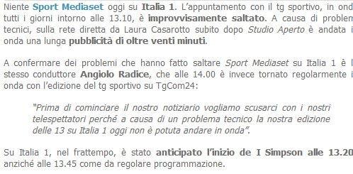 #SportMediaset