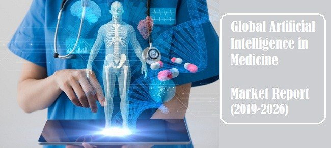 Artificial Intelligence in Medicine Market Report   AI in Medicine Market Report  2019-2026  https:// pressrelease24x7.com/2019/11/18/art ificial-intelligence-in-medicine-market-report-ai-in-medicine-market-report-2019-2026/  … <br>http://pic.twitter.com/hzaKYahArm