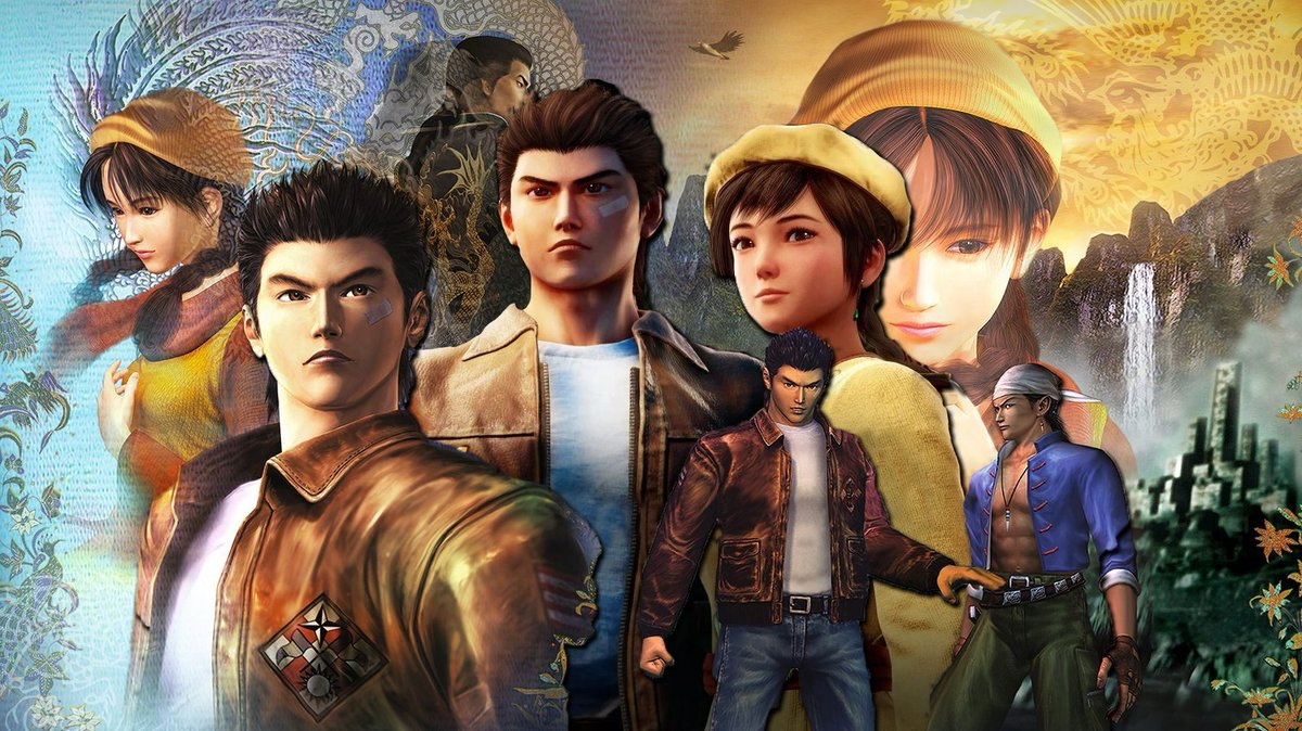 "#Shenmue3 has been a long time coming. Here's how the series got here:  💬 ""No matter if Shenmue 3 feels old or straight up bad, it will still prove an important point about never backing down."" https://www.gamerevolution.com/features/615388-shenmue-3-18-years-later …"