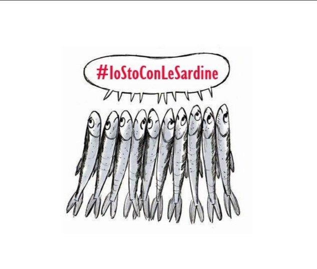 #IoStoConLeSardine