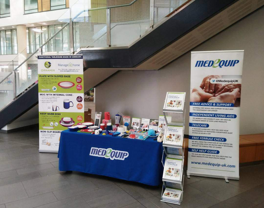 Our pop-up #freeadvice information stall will be making its way to the Brunel Building at Southmead Hospital tomorrow (Tuesday 19th November)Let's talk about #independentliving in #Bristol 🙂How can we help you? 🤔@BristolCouncil@NorthBristolNHS#medequipcares