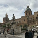 Image for the Tweet beginning: Sicily - Palermo - Cattedrale