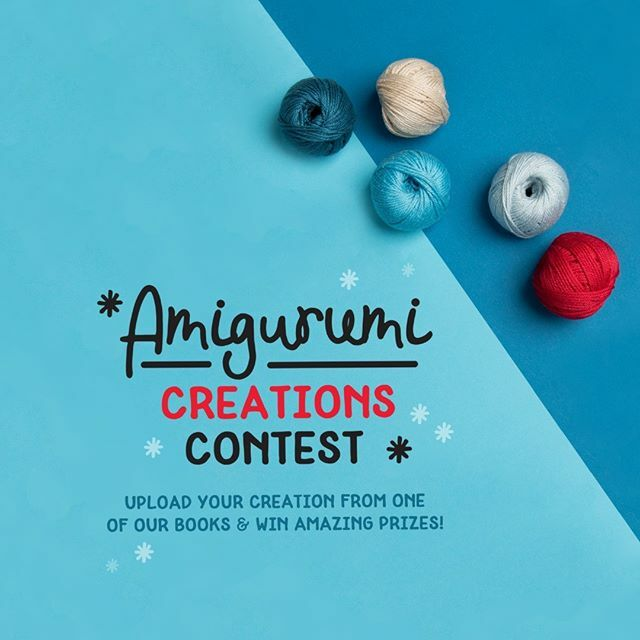 The Book: Fun and Easy Amigurumi | Amilovesgurumi | 640x640