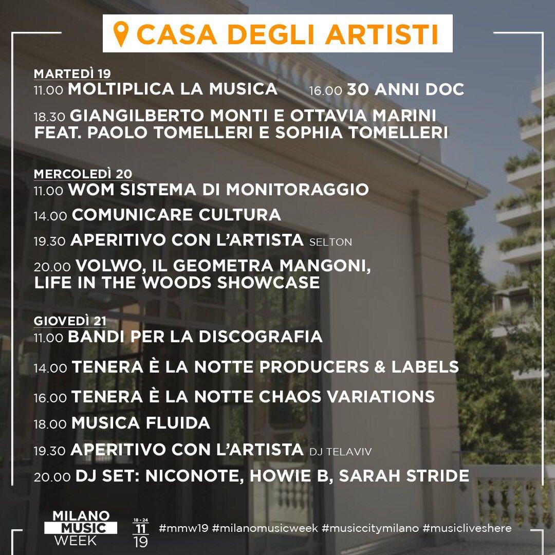 #milanomusicweek