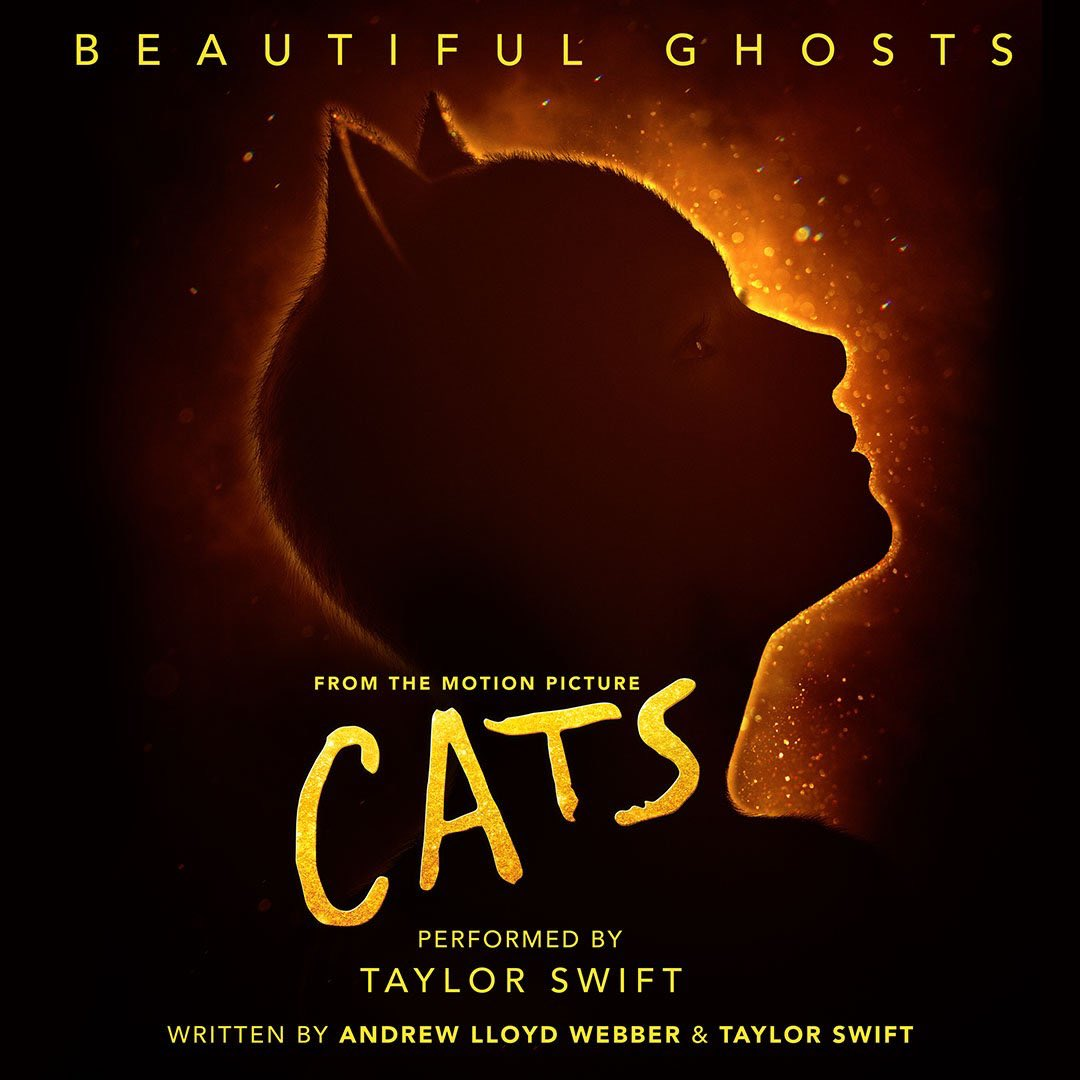 ฟังเพลง Beautiful Ghosts จาก #CatsMovie ถ่ายทอดโดย #TaylorSwift เธอร่วมแต่งเพลงนี้กับแอนดรูว์ ลอยด์ เวบเบอร์ ฟังเพลง >> youtu.be/trIjpVH8h88 ภาพยนตร์เข้าฉาย 25 ธันวาคมนี้ที่ เมเจอร์ ซีนีเพล็กซ์
