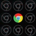 Image for the Tweet beginning: Google's silent Chrome experiment crashes