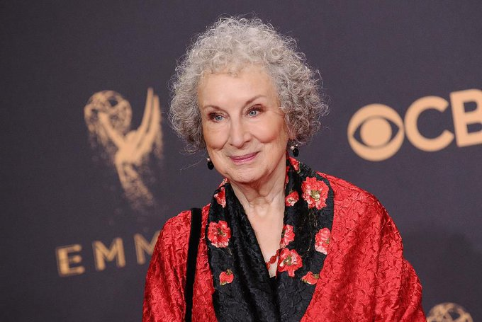 Happy Birthday dear Margaret Atwood!