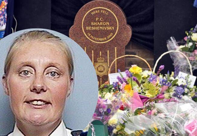 #LestWeForget tributes paid to Bradford PC Sharon Beshenivsky 14 years on socsi.in/Yadlt