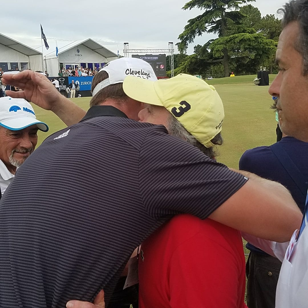 Golfer Brandon Matthews forgives fan with Down syndrome who yelled during putt