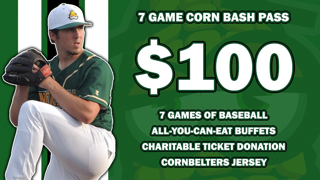 No need for a Black Friday deal when you have prices this low! 🎅 Get Your Corn Bash Pass Today! ➡️ squ.re/35K6YjC