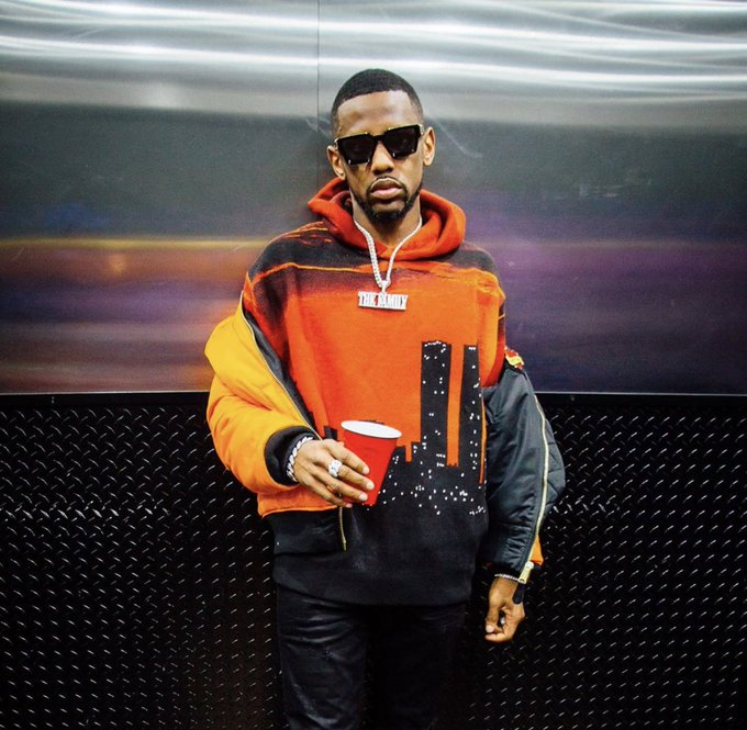 Happy birthday to the young OG Fabolous  what s your favorite track or project from him?