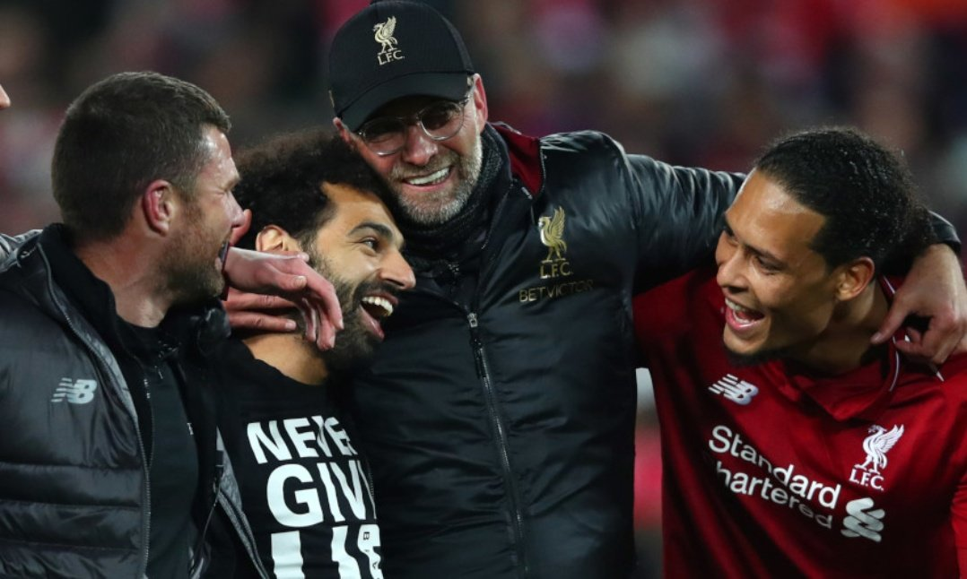 Liverpool manager Jürgen Klopp has been nominated for UK Coachings Great Coaching Moment of the Year award. The accolade celebrates moments that distinguished a coach for their focus on a game or result, or their human approach to guiding teams and athletes. #YNWA