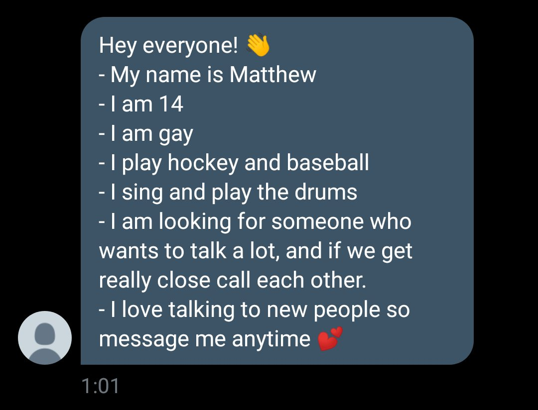 like this, follow and dm @Matthew52328345 if you want to be friends!  -katja pic.twitter.com/Hm9BTCQoyi