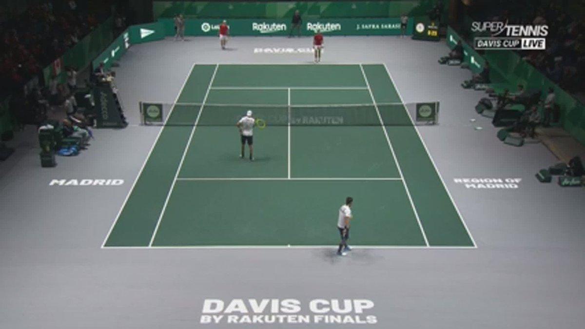 #DavisCupMadridFinals