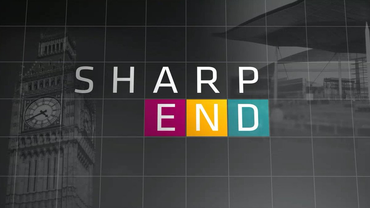 @Owain_Phillips @LauraMcAllister @MsSianMJones @JessBlair7 If you missed #SharpEndITV last night, watch here: 👀bit.ly/2OnT675 or listen here on Apple podcasts apple.co/2IOG3uX or search on Acast or Google.