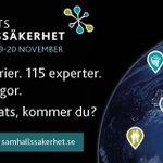 Image for the Tweet beginning: 19-20 November hittar du Practise