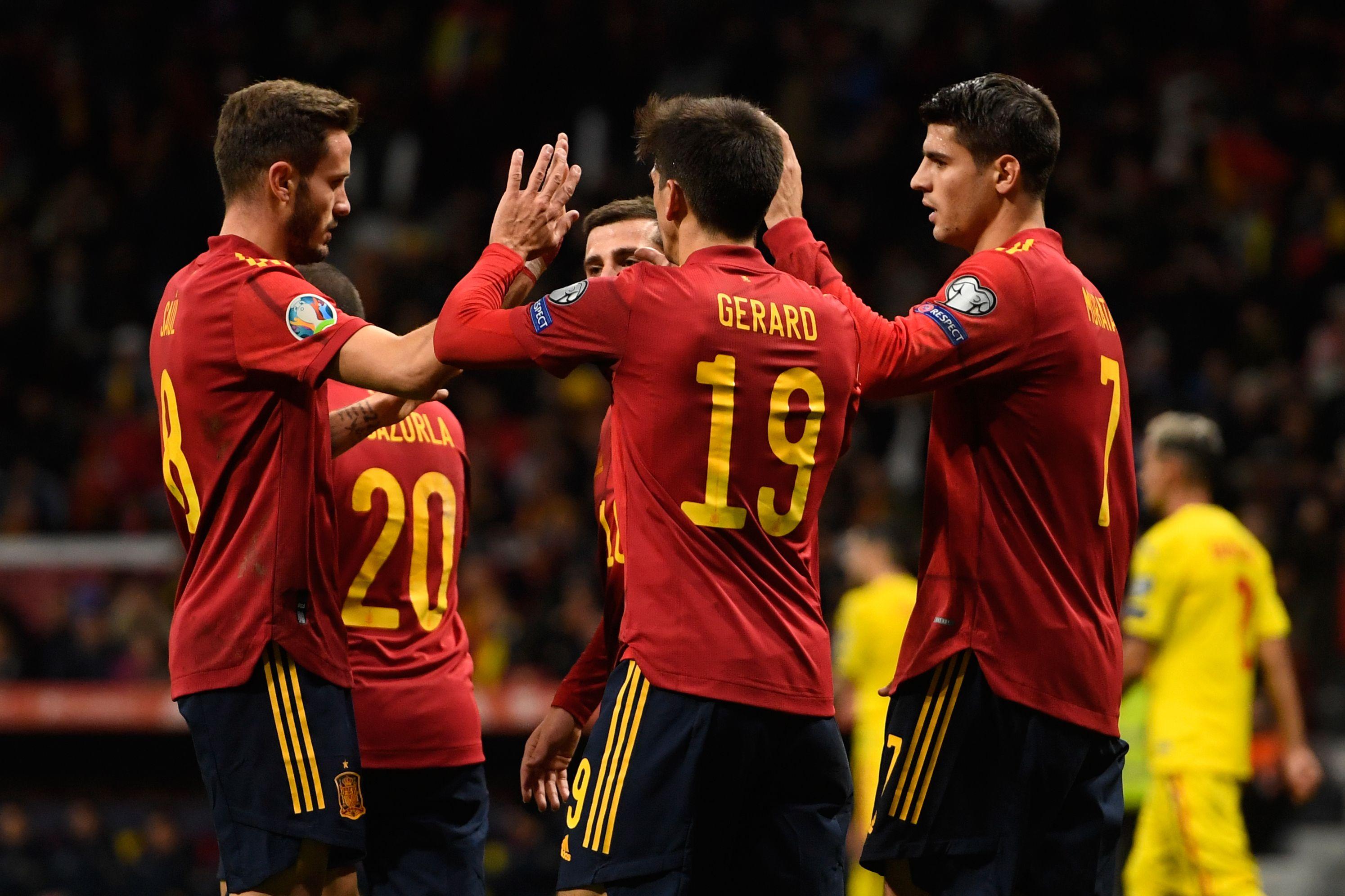 Отбор к Евро-2020. Группа F. Испания завоевывает первую корзину, Румыния – только четвертая - изображение 1