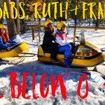 Image for the Tweet beginning: Ski-Doo cool 😎. Babs, Ruth