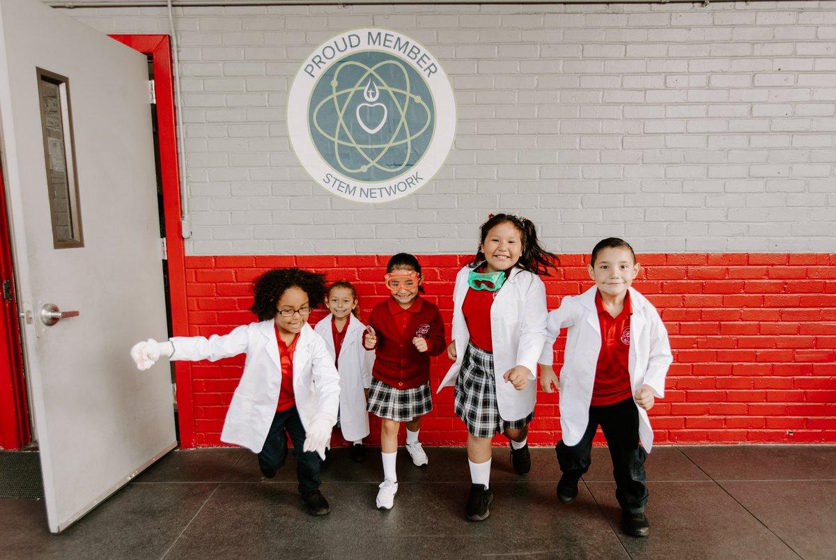 Twitter photo by ADLA STEM Network Schools