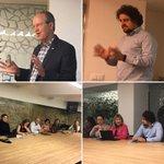 Image for the Tweet beginning: ECM Meetings Industry Knowledge Group