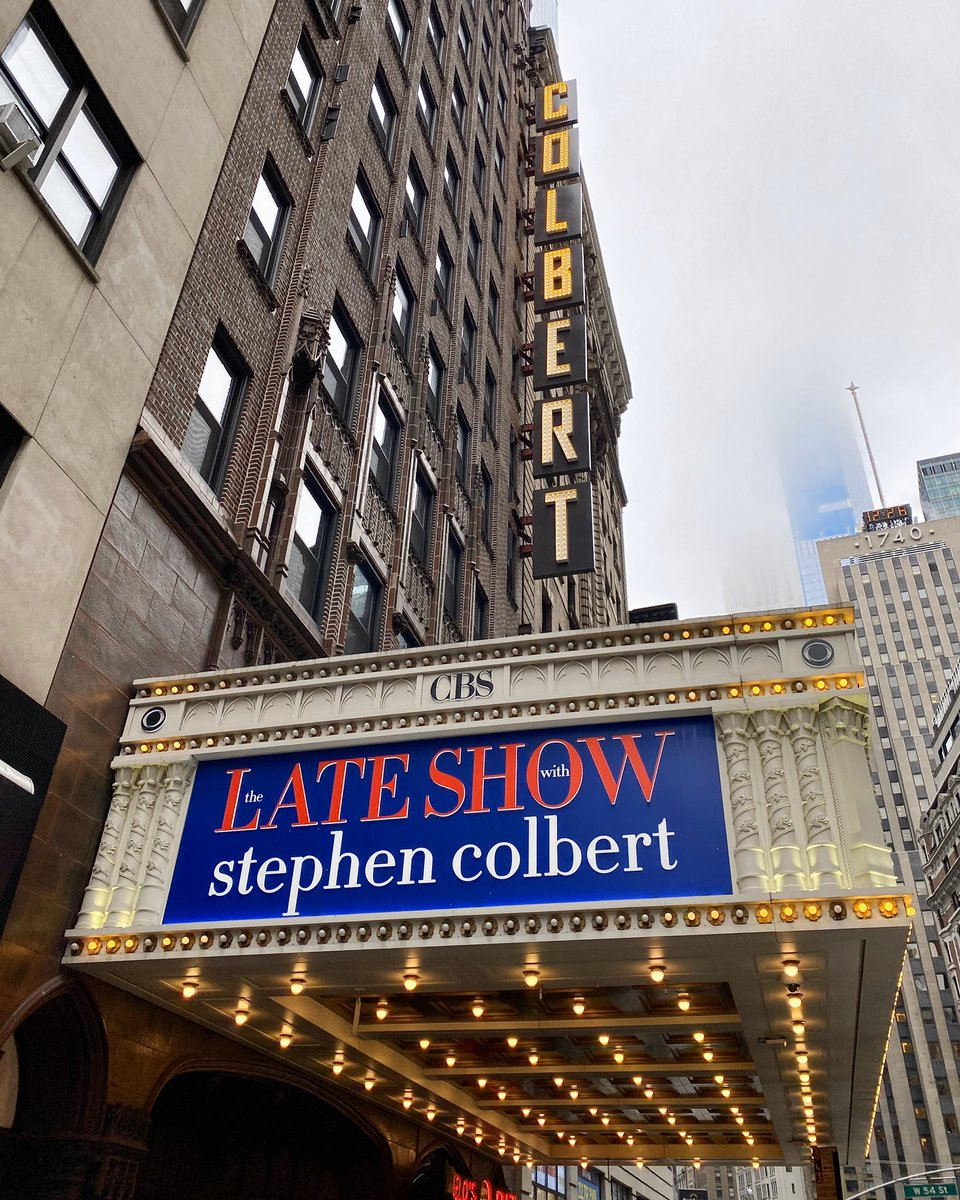 🚨TUNE-IN ALERT!Im incredibly honored and excited to be playing guitar with my mentor@JonBatiste & Stay Human on@colbertlateshowTONIGHT (11/18) and TOMORROW (11/19)!I can't wait to take the stage with this incredible band! 📺💥 Tune in to @cbs at 11:35PM!!#LSSC#StayHuman