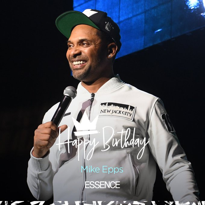 Happy 49th birthday to the one and only What\s your favorite Mike Epps role? Sound off below.