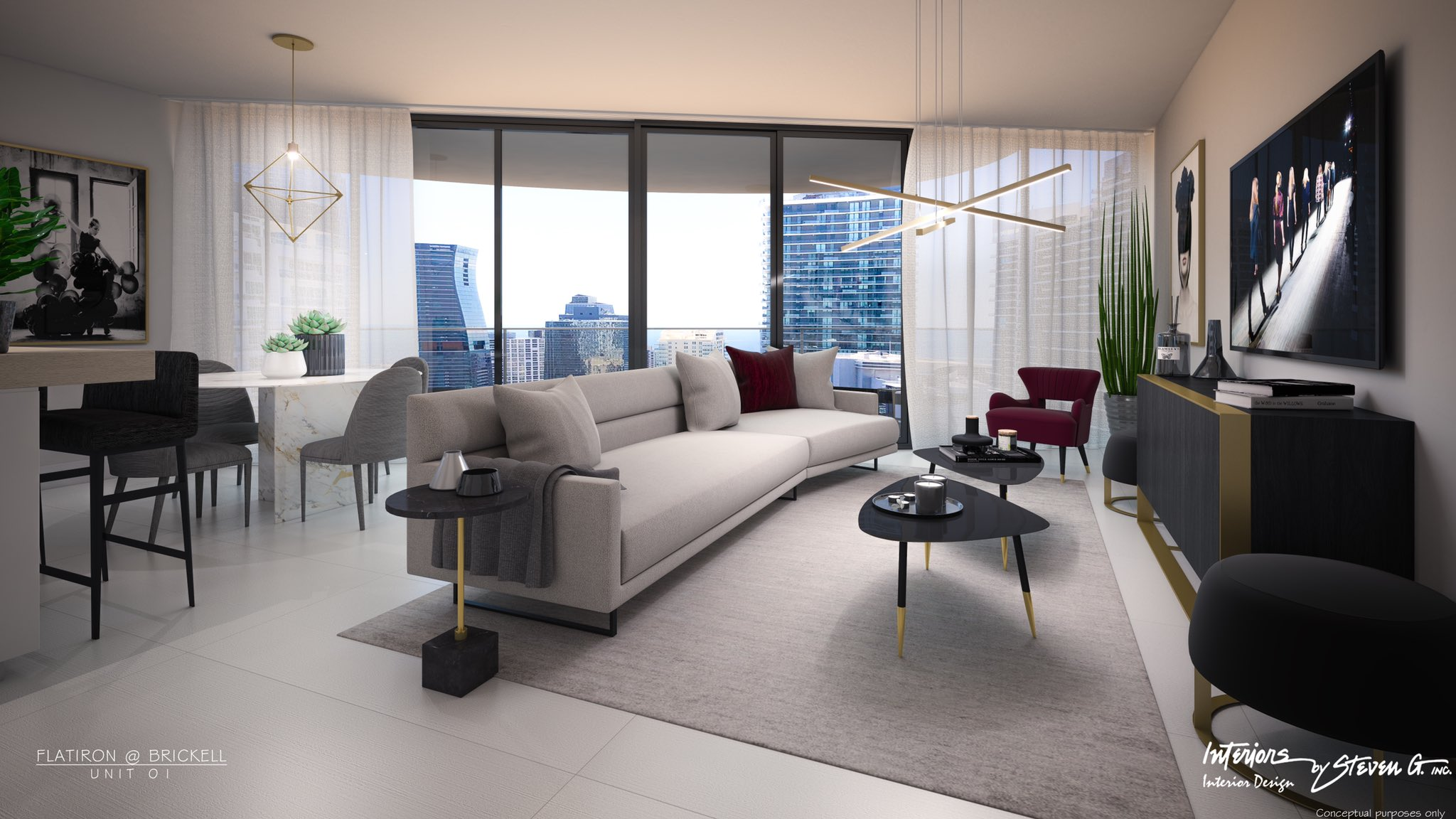 Interiors By Steven G On Twitter If You Haven T Heard Yet We Are Bringing Our Designs To Brickell Flatiron Ibsg Will Be Designing 4 New Model Units Two Of Which Will