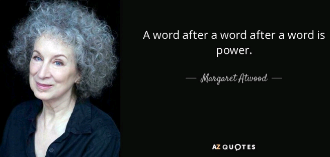Happy Birthday to Canadian  literary critic, and Margaret Atwood!