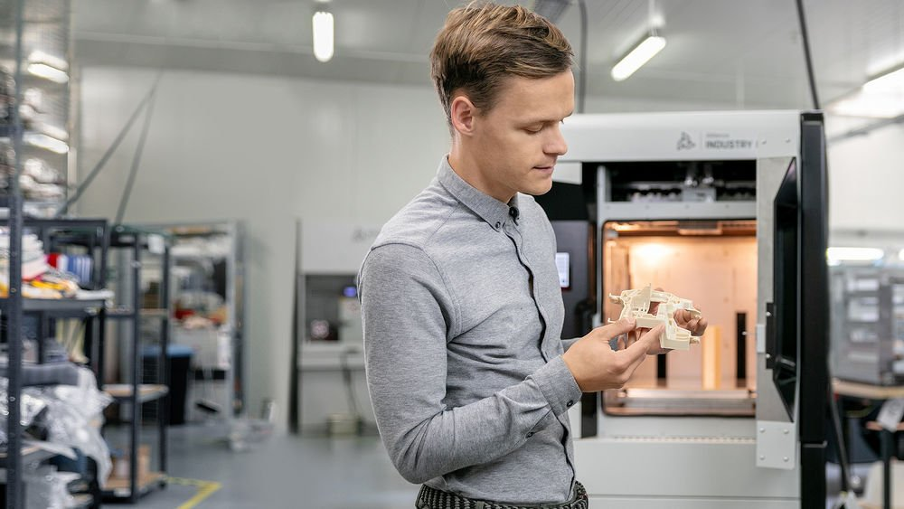 Are you ready for a new industrial #3Dprinting hero? #3DGence INDUSTRY F420 is premiering tomorrow at #Formnext2019! High print speed, bigger build volume, heated chamber up to 180°C are only a few things that would make this solution proper for demanding, industrial applications