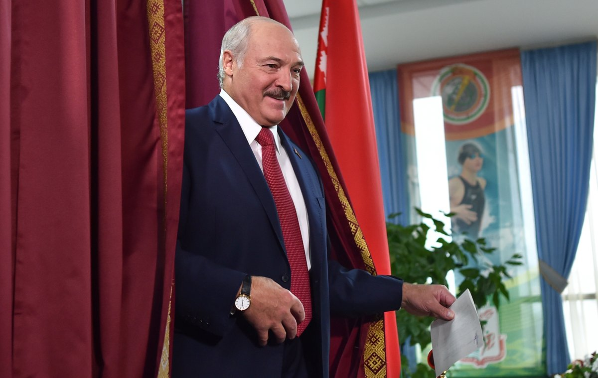 test Twitter Media - Opposition groups in Belarus lost their only 2 parliament seats in elections on Sunday, leaving a parliament with no opposition members to challenge authoritarian President Alexander Lukashenko, full preliminary results show. Full story on @business https://t.co/iP4HlXrRVo https://t.co/RWfMtJxfby
