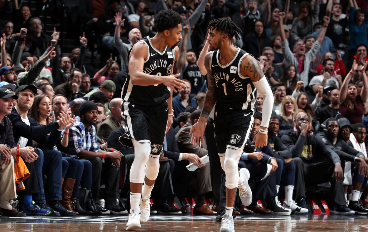 The #IndianaStyle Pacers will look to jump back into the win column against a struggling squad when they visit the Brooklyn #WeGoHard Nets - Brooklyn is 4-2 ATS in its last 6 games Match @ 7:30p ET #INDvsBRK http://pygy.co/BkL