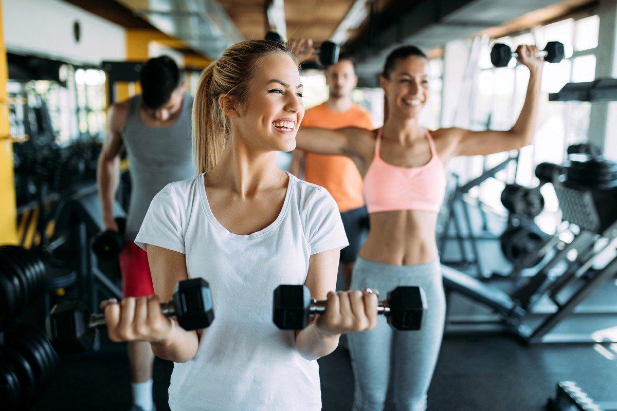 Most Americans believe exercising regularly makes them happier https://trib.al/RYcEBuR