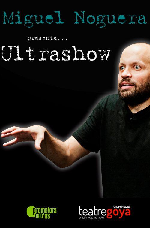 📣ATENCIÓN #BARCELONA📣¡Este viernes estará @MiguelNoguera en el @Teatre_Goya con su inclasificable #ULTRASHOW!👏🤣 ¿Vas a perdértelo?Compra diversión aquí 👉http://bit.ly/ultrashowBCN#Teatro #Ocio #Monologo #Risas