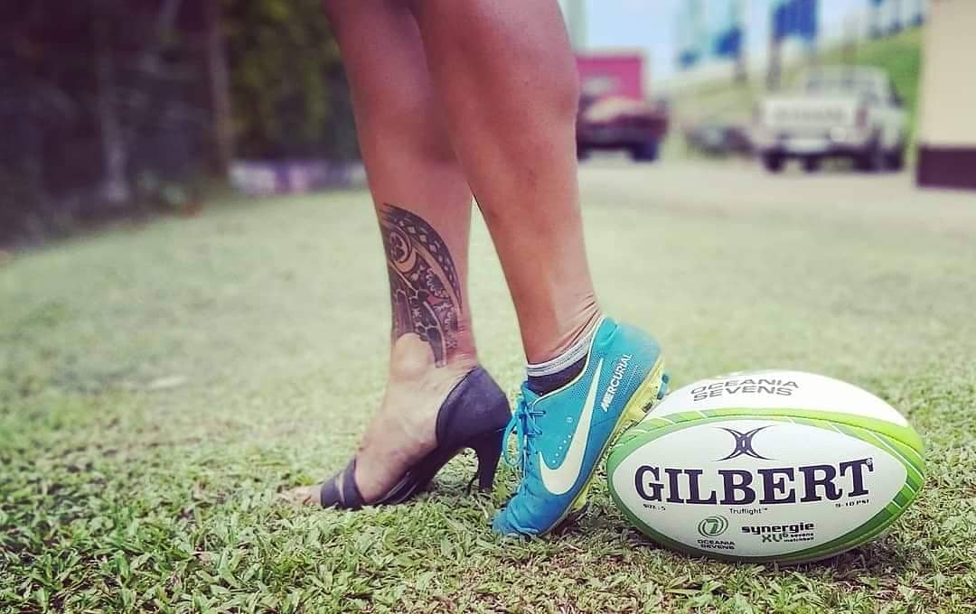 Support #WomenInRugby #WomenInSport #Fijiana15s competing in @oceaniarugby #OceaniaCup #ChurchillPark https://t.co/iCdjFSlLsu