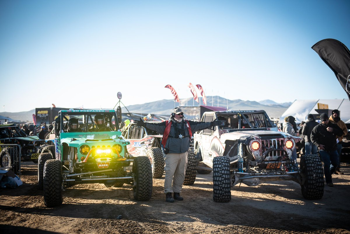 Want to volunteer with us for #KOH2020?! Weve got you covered! ultra4racing.com/volunteer-us #Ultra4 #KingoftheHammers #U4 #2020RaceSeason #CountdownToHammers #Volunteer #SeeYouOnTheLakebed Photo by @NicoleDreon @NittoTire @OptimaBatteries @CanAm @ToyoTires @MonsterEnergy