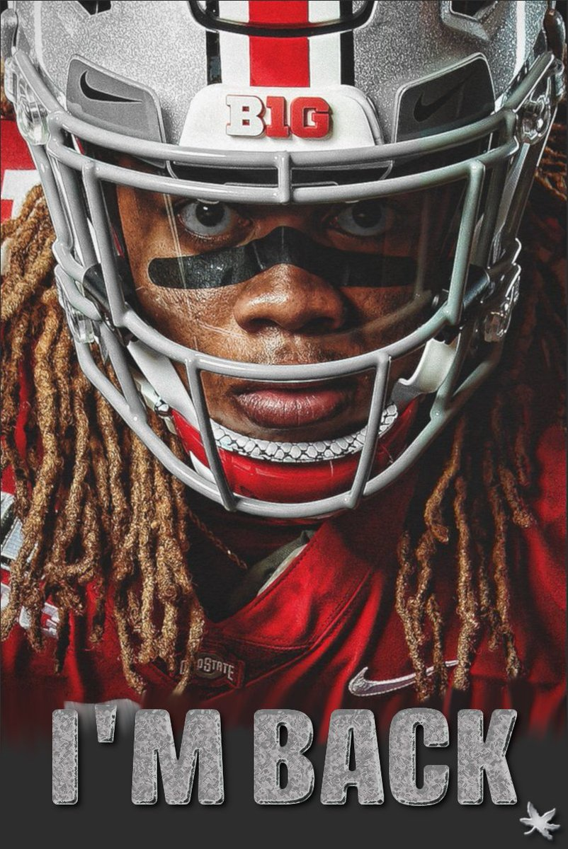 Chase Young, I'm Back❗️  #OhioState #Buckeyes