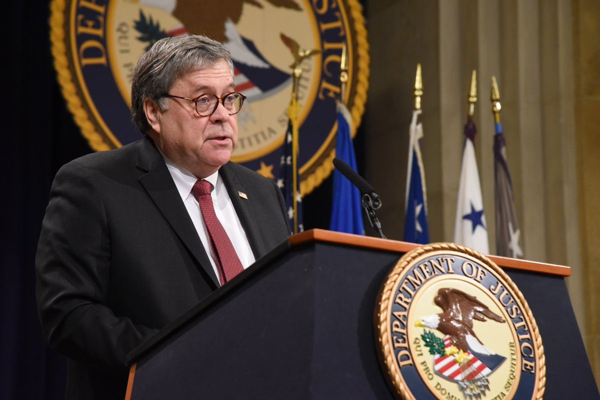 @PhillyPoliceSOS @TheJusticeDept @TheJusticeDept's #AGBarr Get #Mills Real Assistance #DOJ #Oversight! https://t.co/ORWBTXiE6O