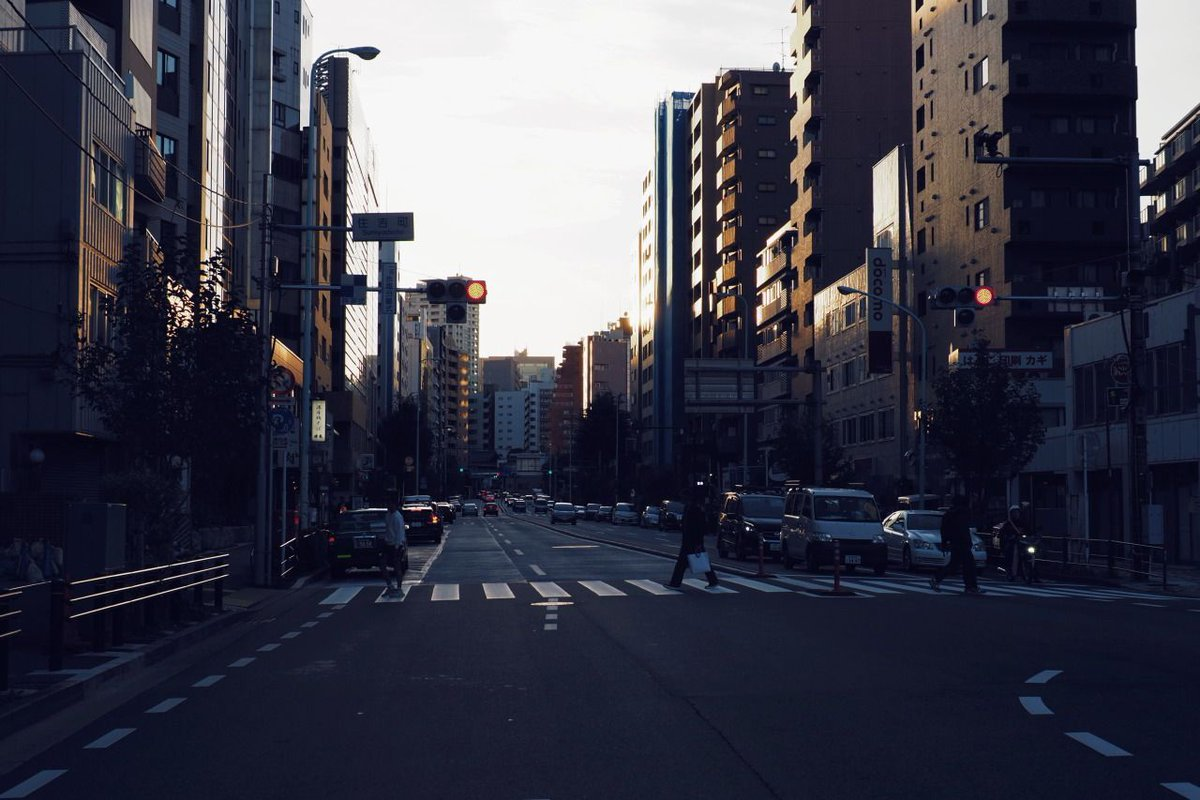 Location: #東京都 #新宿区 #住吉町 Camera: #Olympus #EM1MarkII #Photography #vsco #tumblr