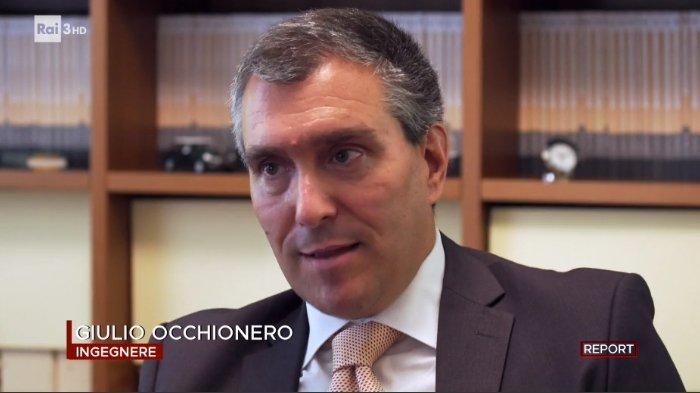 """Report on Twitter: """"I fratelli #Occhionero a gennaio 2017 vengono arrestati  e passano un anno in carcere per aver operato una vastissima attività di  cyberspionaggio. La procura di Roma li blocca dopo"""